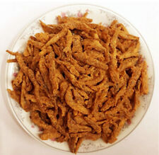 Crispy Dried Anchovy Fish Mala Flavor Spicy Thai Snack Food Delicious Diet Pack