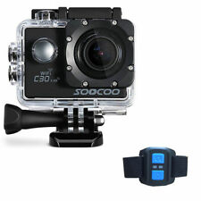 SOOCOO C30 Sport Action Camera Recorder 2.0 Inch Screen 170 Degrees Wide Angle
