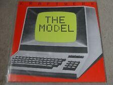 "KRAFTWERK THE MODEL/COMPUTER LOVE 12"" VINYL RECORD 12 EMI 5207 EXCELLENT TESTED"