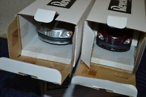 REVELL Promo 2001 SILVER & CRANBERRY CHRYSLER 1/25 PT CRUISER PLASTIC Model
