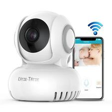720P WiFi Home Office Security Camera Spy Hidden Surveillance Nanny Baby Monitor