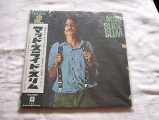 "JAMES TAYLOR'S ""Mud Slide Slim"" WARNER BROS P-8082W Japanese w/OBI Vinyl LP NEW!"