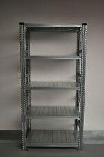 Metalsistem Kit Scaffale Incastro In Acciao 510 P x 980 L x 1972 H mm