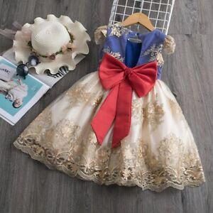 Children Cosplay Dress Snow White Princess Dress Halloween Party Costume