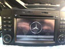 Mercedes W164 ML X164 GL Autoradio Android USB DVD Touchscreen