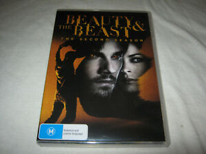 Beauty and the Beast - Season 2 - VGC - DVD - R4