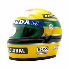 Ayrton Senna Collection Mini F1 Helmet 1990 1:2