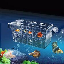 New Aquarium Fish Tank Acrylic Big Hatchery Box for Breeding Nursery Isolation