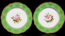 Antique Original Coalport Porcelain/China Date-Lined Ceramics