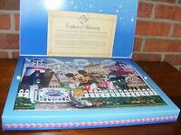 Disney Vacation Club 15th Anniversary Commemorative Giclee Print w COA Orig Box
