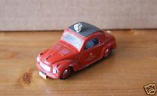 Brumm Fiat 500 fire car