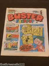 BUSTER AND JACKPOT COMIC - MAY 15 1982