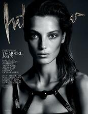 INTERVIEW,Daria Werbowy,Kate Moss,Amber Valletta,Stephanie Seymour,Lauren Hutton