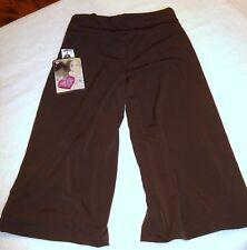 LA Movers Girls Pants Dance Bottoms Brown Dress Pants 4- 6X NWT