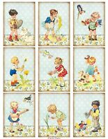 Crafts Embellishment Winnie The Pooh Bear Glossy Finish Card Toppers