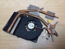 Genuine Asus N61 N61VG N61VN X64V CPU Coolling Fan & HeatSink 13N0-FLA0101 OEM