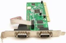 Serial (RS-232) PCI Slot Internal Port Expansion Card