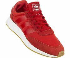 Adidas Hombre I-5923 Zapatillas Originales Rojo Gimnasio Running Zapatillas