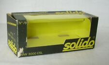Repro Box Solido Nr.075 BMW 3000 CSL