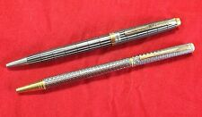 Authentic Pre-owned Jaguar & other  Ball Point Pen  Set of x2