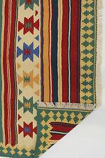 nomades Kelim très bien pièce unique PERSAN TAPIS tapis d'Orient 1,98 x 1,49