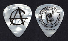 Alice Cooper Keri Kelli White Pearl Guitar Pick #2 - 2005 Dirty Diamonds Tour