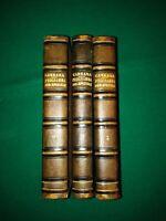FRANCESCO CARRARA-DIRITTO CRIMINALE VOL. 2,3,5-LUCCA TIPOGRAFIA GIUSTI-1868 1870