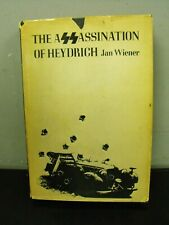 THE ASSASSINATION OF HEYDRICH SIGNED BY JAN WIENER