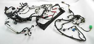 2015 LAND ROVER LR4 - 3.0L AJ126 SUPERCHARGED GEARBOX WIRE ENGINE HARNESS SET
