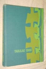 1966 Tabulae yearbook Lyons Township High School LaGrange & Western Springs, Ill