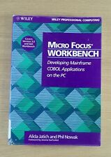 Micro Focus Workbench Developing Mainframe COBOL Applications On The PC