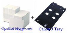 Inkjet PVC ID Card J Tray for Canon MG5430 MG6330 MG7130 iP7230 MG7530 MX923 ect