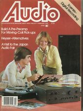 Audio Mag Feb 1978 Marantz 2500,B&W DM-6,Spectro Acoustics 217, Toshiba