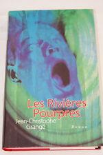 LES RIVIERES POURPRES,GRANGE,1998,relié