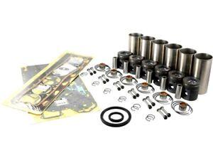 ENGINE OVERHAUL KIT FOR SOME MASSEY FERGUSON 6180 6190 8110 8120 8130 TRACTORS