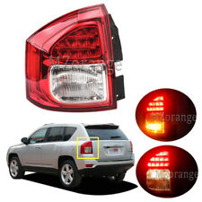 Left Driver Side Rear Tail Lamp Assembly Light Fit For Jeep Compass 2011-2014