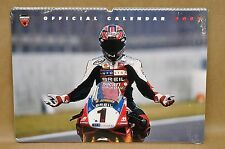 New 2003 Ducati Corse Perfomance Official Factory Racing Moto GP Calendar