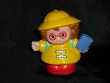 Fisher Price Little People School Girl Maggie & Book