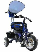 Premium Lexx/Lexus Classic Smart Kid's Trike 3 Wheel Bike Children Tricycle New