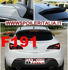 SPOILER POSTERIORE  OPEL  ASTRA  J GTC CON PRIMER cod F191P SI191-5