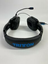Tritton Kama Gaming Headset Black Blue with mic