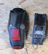 KAWASAKI KLX 650 C 93 Rivestimento Posteriore Protezione Lamiera posteriore panel rear fender