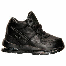 8e272837a0abf Nike Air Max Goadome (td) Black Toddler Waterproof Boot Size 5c 311569 001