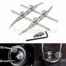 Spanner Camera Lens Repair Kits Stainless Steel Open Tools for DSLR 25-130mm HOT