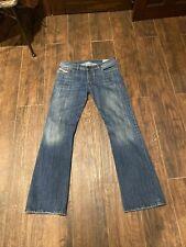 Diesel SHAZOR Men's Jeans 34 X 34 Button Fly Bootcut