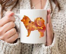 Eurasier Dog Coffee Mug - Eurasier Lover Gift - Watercolor Eurasier Coffee Mug