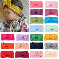 1pcs Kids Girl Baby Headband Toddler Lace Bow Flower Hair Band Accessories