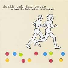 Death Cab For Cutie We Have The Facts.. 180gm Vinyl LP Record & MP3 reissue NEW+