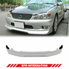 Frp Fiber Front Lip Body Kit For Lexus 98-05 Is200 Rs200 Xe10 Altezza Trs Style