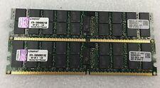 KINGSTON KTH-XW9400K2/16G 16gb (2x8GB) DDR2 PC2-5300R 667MHz ECC REG MEMORY